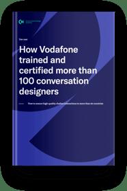 Vodafone and conversation designers